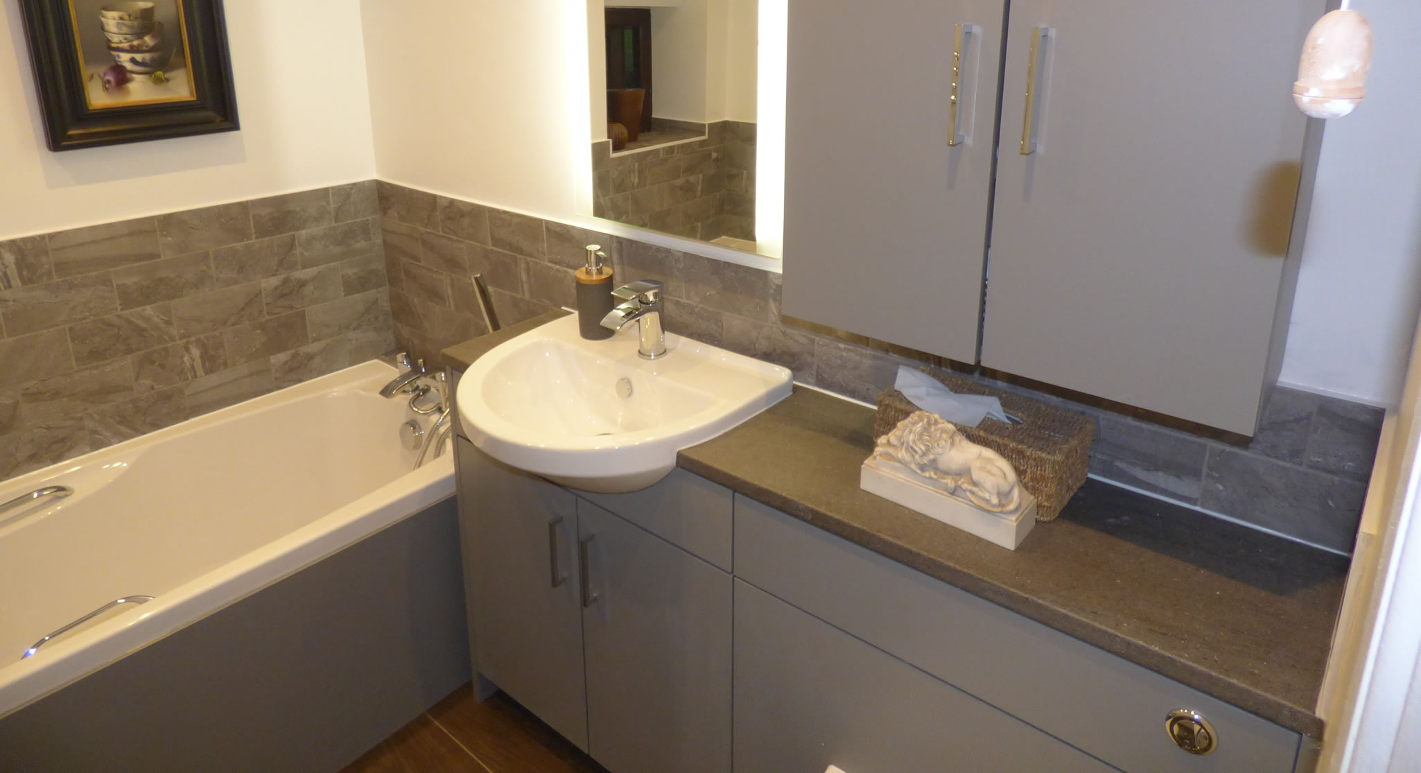 Verwood Kitchens and Bathrooms - Bathroom supply and fitting