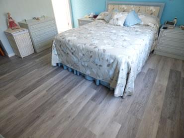 Verwood Home Improvements - Bedroom flooring