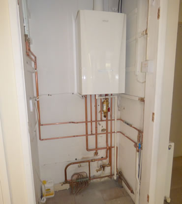 Verwood Home Improvements - New boiler installation