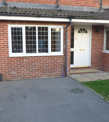 Verwood Home Improvements - Garage conversion
