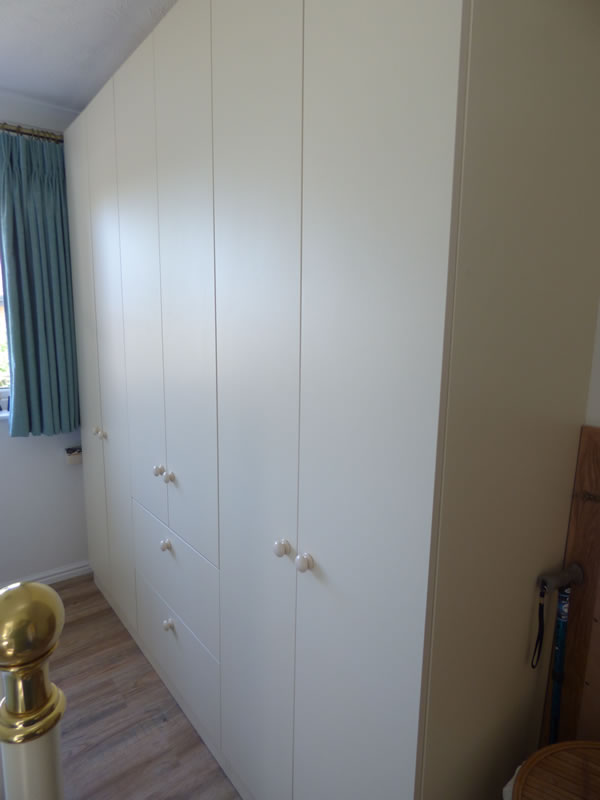 Verwood Kitchens and Bathrooms - Bedroom Design in Verwood