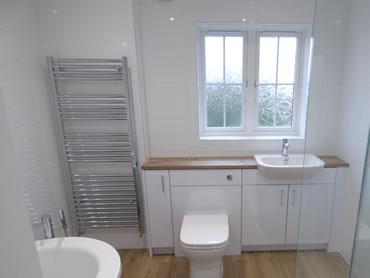 Verwood Home Improvements - Bathroom laminate