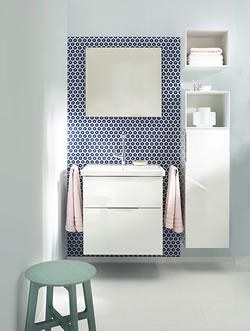 Verwood Kitchens and Bathrooms - VitrA Signature Ecora Infinit