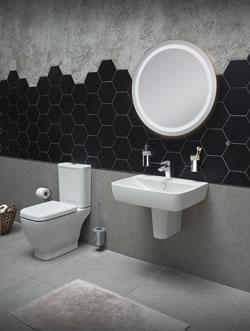Verwood Kitchens and Bathrooms - VitrA Shift