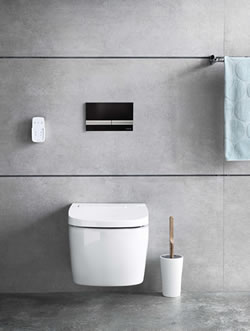 Verwood Kitchens and Bathrooms - VitrA Signature V-Care